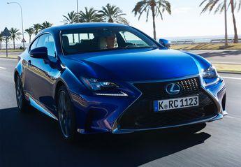 Nuevo Lexus RC F Carbon Package Aut.