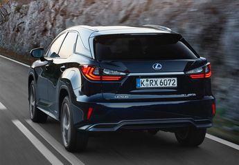 Precios del Lexus RX nuevo en oferta para todos sus motores y acabados