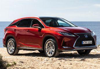 Ofertas del Lexus RX nuevo