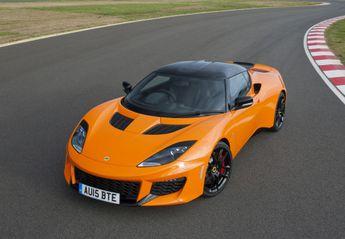 Precios del Lotus Evora nuevo en oferta para todos sus motores y acabados