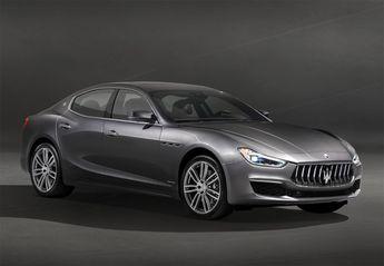 Precios del Maserati Ghibli nuevo en oferta para todos sus motores y acabados