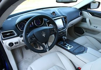 Nuevo Maserati Ghibli Aut.