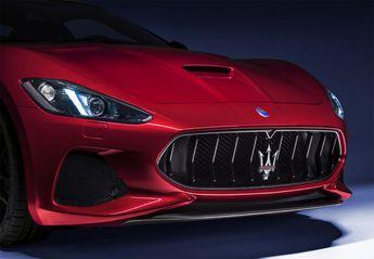 Nuevo Maserati GranTurismo Aut.