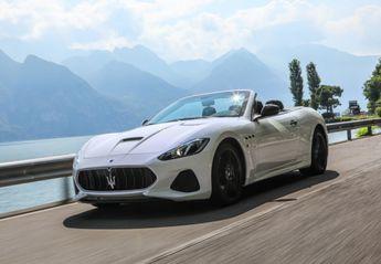 Nuevo Maserati GranTurismo GranCabrio MC Aut.