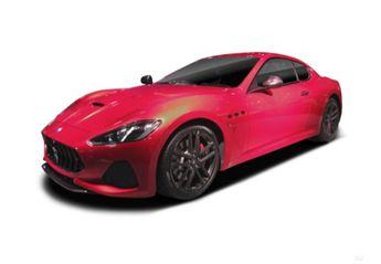 Nuevo Maserati GranTurismo MC Aut.