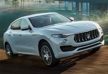 Precios del Maserati Levante nuevo en oferta para todos sus motores y acabados