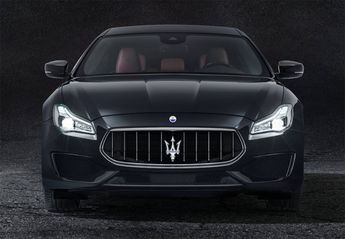 Nuevo Maserati Quattroporte Aut.