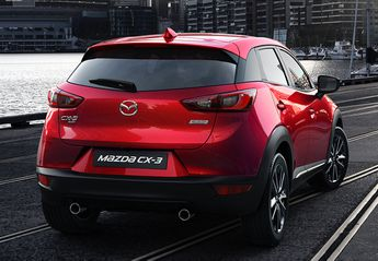 Nuevo Mazda CX-3 2.0 Zenith White Cruise AWD Aut. 110kW