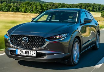 Nuevo Mazda CX-30 2.0 Skyactiv-X Zenith Azul 2WD Aut 137kW