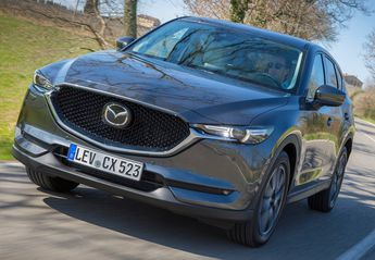 Nuevo Mazda CX-5 2.2D Zenith Cruise+Roof+White Leather 4WD 175
