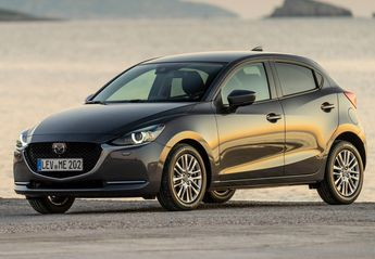 Nuevo Mazda 2 2 1.5 Skyactiv-g Black Tech Edition Aut. 66kW