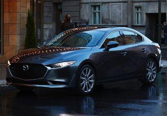 Nuevo Mazda 3 3 Sedan 2.0 Skyactiv-X Zenith-X Safety White 133kW