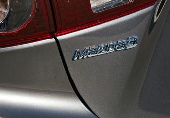 Nuevo Mazda 3 3 SS 2.0 Lux. Safety+Cuero Blanco+Nav. Aut. 120