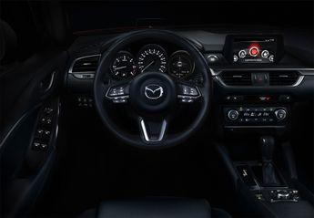 Nuevo Mazda 6 6 W. 2.2DE Lux.+Prem.Black(Navi) 150