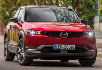 Precios del Mazda MX-30 nuevo en oferta para todos sus motores y acabados