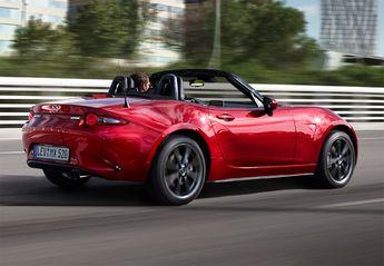 Nuevo Mazda MX-5 2.0 Luxury Sport Soft Top