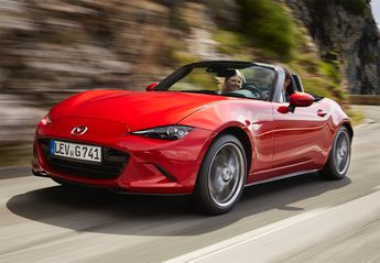 Nuevo Mazda MX-5 ST 2.0 Skyactiv-G I-Stop I-Eloop Blue&Red Edition
