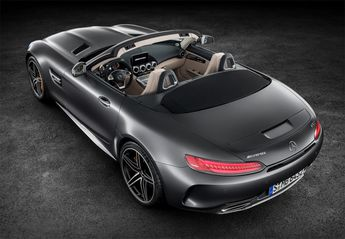 Nuevo Mercedes Benz AMG GT C Roadster 557