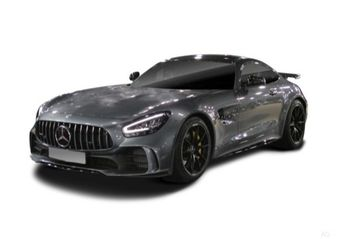 Nuevo Mercedes Benz AMG GT Coupe Black Series
