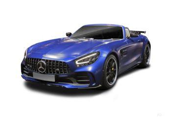 Nuevo Mercedes Benz AMG GT Roadster R