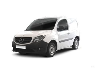 Nuevo Mercedes Benz Citan Furgon 108CDI BE Largo