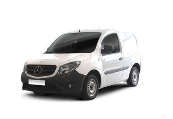 Nuevo Mercedes Benz Citan Furgon 111CDI BE Largo