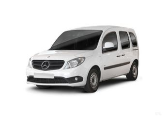 Nuevo Mercedes Benz Citan Mixto 109CDI BE Extralargo