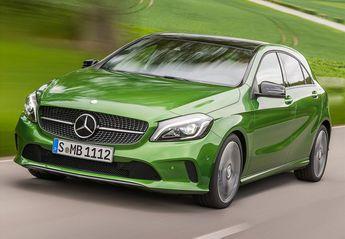 Nuevo Mercedes Benz Clase A 180 7G-DCT (4.75)