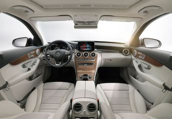 Nuevo Mercedes Benz Clase C 250d 9G-Tronic