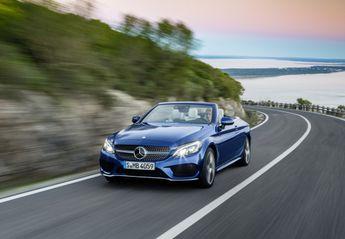 Nuevo Mercedes Benz Clase C Cabrio 300 9G-Tronic