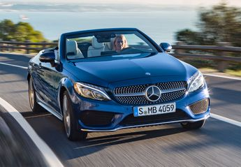Nuevo Mercedes Benz Clase C Cabrio 63 AMG S 7G Plus