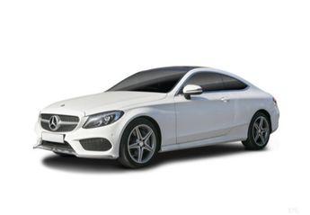 Nuevo Mercedes Benz Clase C Coupe 250d 4Matic 7G Plus