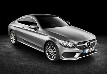Nuevo Mercedes Benz Clase C Coupe 250d 4Matic 9G-Tronic