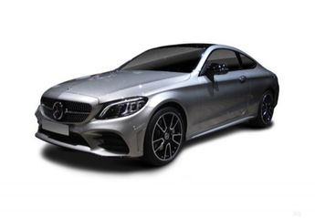 Nuevo Mercedes Benz Clase C Coupe 300 9G-Tronic