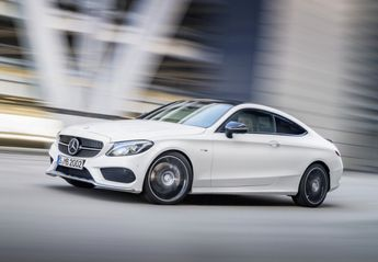 Nuevo Mercedes Benz Clase C Coupe 43 AMG 4Matic 7G Plus