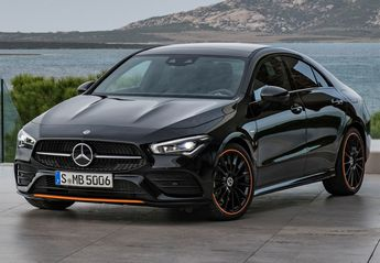 Nuevo Mercedes Benz Clase CLA 180 7G-DCT