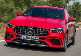 Nuevo Mercedes Benz Clase CLA 45 S AMG 4Matic+ 8G-DCT