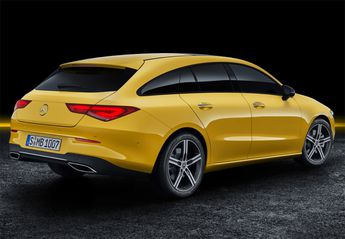 Nuevo Mercedes Benz Clase CLA Shooting Brake 200