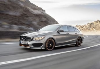 Nuevo Mercedes Benz Clase CLA Shooting Brake 200d AMG Line 4Matic 7G-DCT