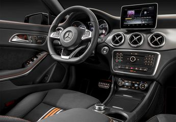 Nuevo Mercedes Benz Clase CLA Shooting Brake 220d 7G-DCT