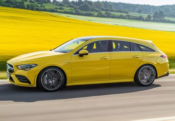 Nuevo Mercedes Benz Clase CLA Shooting Brake 35 AMG 4Matic+ 7G-DCT