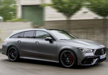 Nuevo Mercedes Benz Clase CLA Shooting Brake 45 S AMG 4Matic+ 8G-DCT