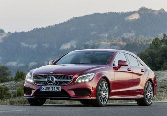 Precios del Mercedes Benz Clase CLS nuevo en oferta para todos sus motores y acabados
