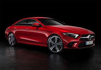 Nuevo Mercedes Benz Clase CLS 400d 4Matic Aut.
