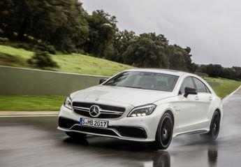 Nuevo Mercedes Benz Clase CLS 63 AMG S 4M Aut.