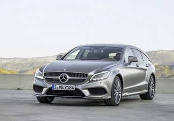 Nuevo Mercedes Benz Clase CLS Shooting Brake 350d Aut.