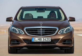 Nuevo Mercedes Benz Clase E 350d 4Matic 9G-Tronic