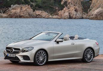 Nuevo Mercedes Benz Clase E Cabrio 300 9G-Tronic