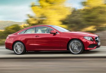 Nuevo Mercedes Benz Clase E Coupe 300 9G-Tronic