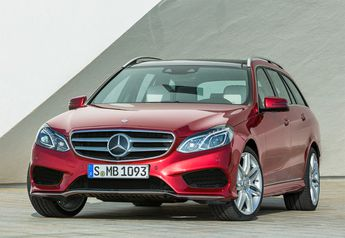 Nuevo Mercedes Benz Clase E Estate 350d 4Matic 9G-Tronic